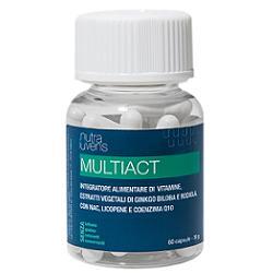 MULTIACT NUTRAIUVENS 60 CAPSULE - Turbofarma.it