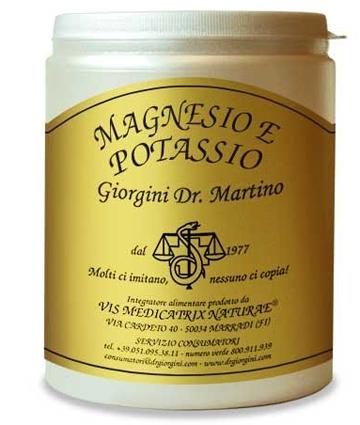 MAGNESIO POTASSIO 360 G POLVERE - FARMAEMPORIO