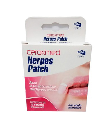 CEROXMED HERPES PATCH 15 CEROTTINI - La farmacia digitale