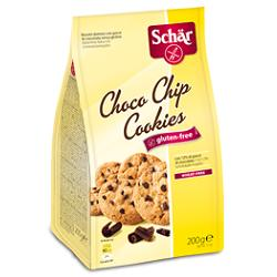 SCHAR CHOCO CHIP COOKIES 200 G - Farmawing