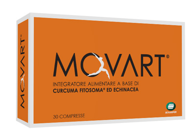 MOVART 30 COMPRESSE ASTUCCIO 39 G - Farmastar.it