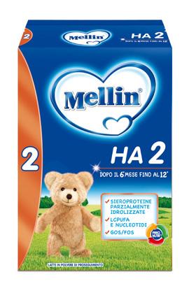 MELLIN HA 2 600 G - Farmacia della salute 360