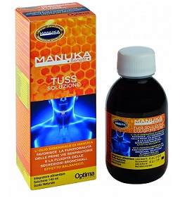 MANUKA BENEFIT TUSS SOLUZIONE 140 ML - La farmacia digitale