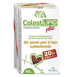SANAVITA COLESTLIPID PLUS 45 COMPRESSE - Farmacia Massaro