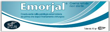 CREMA RETTALE EMORJAL 30 G - Farmacia Centrale Dr. Monteleone Adriano