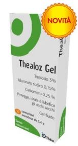 THEALOZ GEL OFTALMICO 30 FLACONCINI MONODOSE 0,4 G - Farmaedo.it