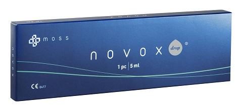 NOVOX DROP SIRINGA MONOUSO PRE RIEMPITA PER USO ORALE 5 ML - Farmaseller