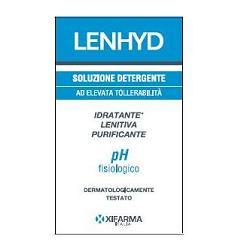 LENHYD SOLUZIONE DETERGENTE FLACONE 250 ML - Farmaseller