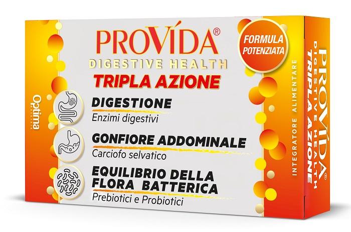 PROVIDA TRIPLA AZIONE 30 CAPSULE - DrStebe