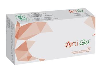 ARTIGO 30 COMPRESSE GASTRORESISTENTI - farmaciadeglispeziali.it