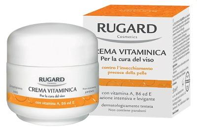RUGARD VITAMINICA CREMA VISO 50 ML - Farmacia Centrale Dr. Monteleone Adriano