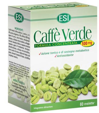 ESI CAFFE VERDE 500MG 60 OVALETTE - Parafarmacia Tranchina