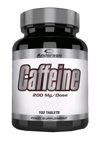 CAFFEINE 100 COMPRESSE - Farmacia Massaro