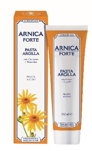 ARNICA FORTE PASTA ARGILLA 250 ML - Farmalke.it