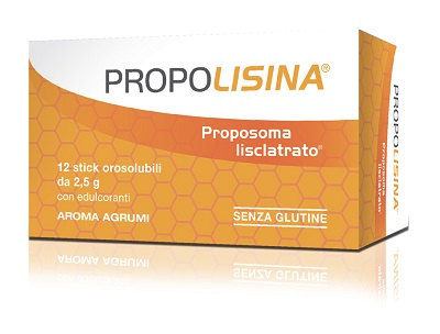 PROPOLISINA AGRUMI 12STICK OROSOLUBILI - Farmapc.it