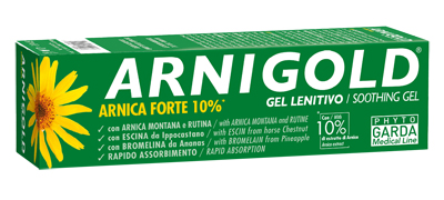 ARNIGOLD ARNICA FORTE GEL 50 ML - La farmacia digitale
