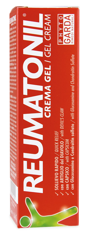 REUMATONIL CREMA GEL 50 ML - La farmacia digitale