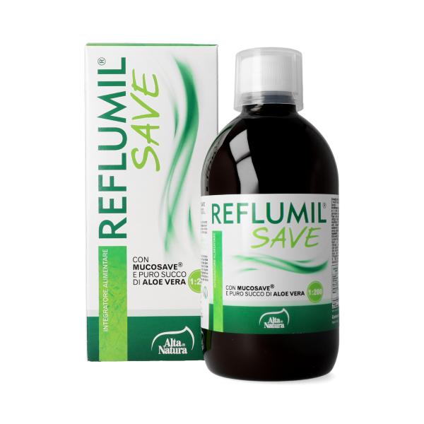 REFLUMIL SAVE SOLUZIONE FLACONE 500 ML - Farmabros.it