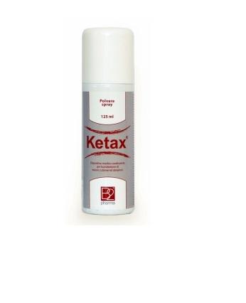 KETAX POLVERE SPRAY 125 ML
