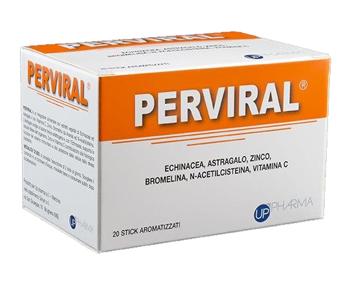 PERVIRAL 20 STICK ASTUCCIO 60 G - Farmaci.me