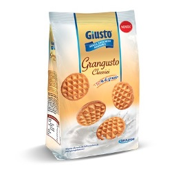 GIUSTO SENZA ZUCCHERO GRANGUSTO CLASSICI 350 G - Farmafirst.it