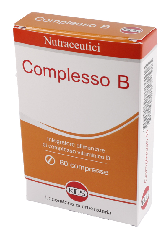 COMPLESSO B 60 COMPRESSE - Farmaunclick.it
