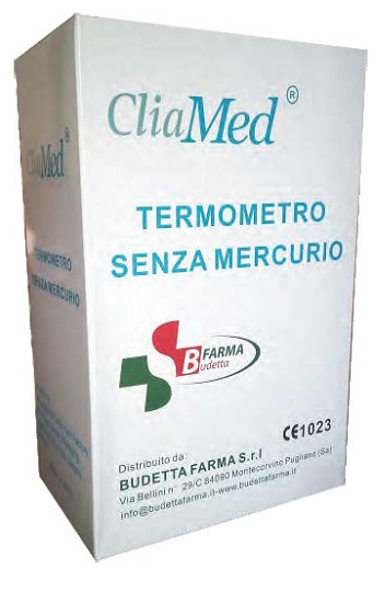 CLIAMED TERMOMETRO SENZA MERCURIO - Farmastar.it