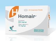 HOMAIR 30 COMPRESSE - Farmawing