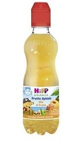 HIPP BIO HIPP BIO FRUTTA SPLASH MIX DI FRUTTA 300 ML - Zfarmacia