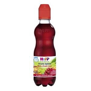 HIPP BIO FRUTTA SPLASH MELA FRUTTI ROSSI 300 ML - Farmacia Castel del Monte