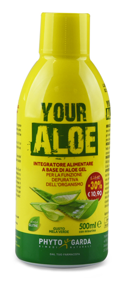 YOUR ALOE 500 ML - Spacefarma.it