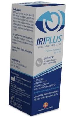 IRIPLUS EASYDROP 0,4% COLLIRIO MULTIDOSE GOCCE OCULARI 10 ML - Parafarmacia Tranchina