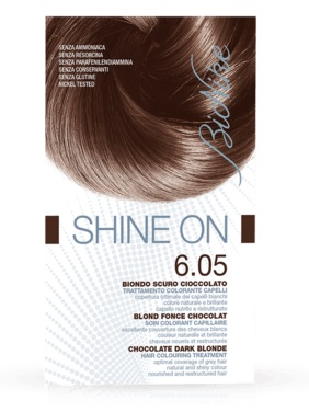 BIONIKE SHINE ON COLORE BIONDO CIOCCOLATO - Farmaunclick.it