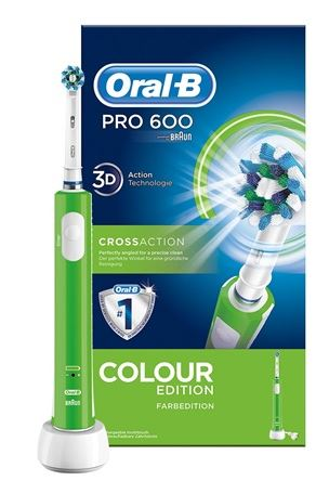 ORALB PC 600 VERDE CROSSACTION - La farmacia digitale