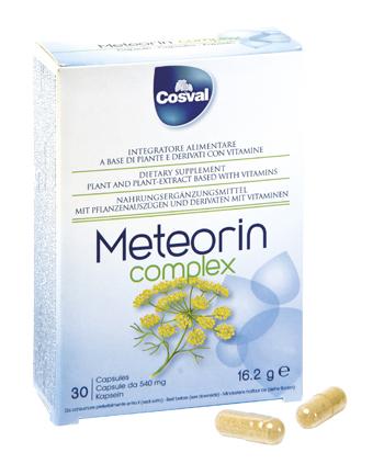 METEORIN COMPLEX 30 CAPSULE - Farmacia Centrale Dr. Monteleone Adriano