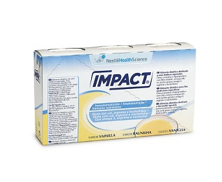 IMPACT ORAL VANIGLIA 3 X 237 ML - Farmafamily.it