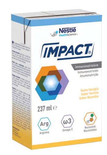 IMPACT ORAL CAFFE' 3 X 237 ML - Zfarmacia