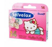 CEROTTO SALVELOX HELLO KITTY 12X14 CM 14 PEZZI - La farmacia digitale