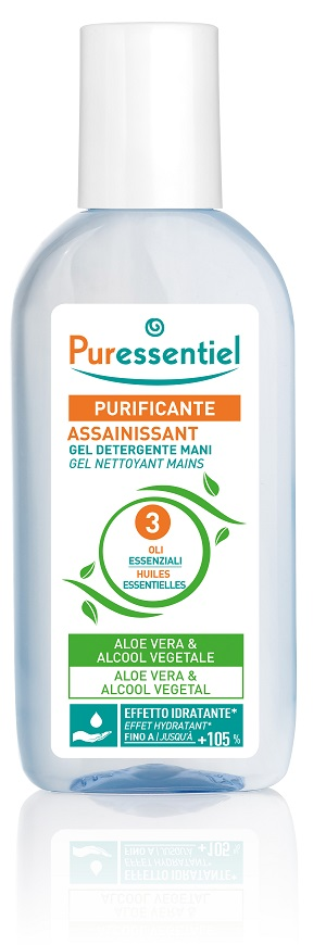PURESSENTIEL PURIFICANTE GEL IGIENIZZANTE 80 ML - Farmabellezza.it