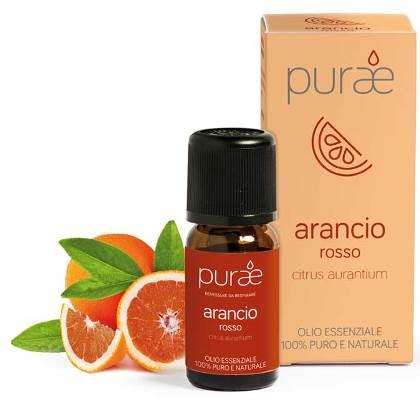 PURAE OE ARANCIO ROSSO BUCCE 10 ML - farmalaura.it