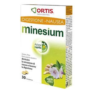 MINESIUM 30 COMPRESSE - Farmacia Giotti