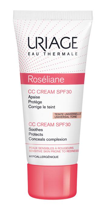 ROSELIANE CC CREAM SPF 30 TUBETTO 40 ML - Farmastop