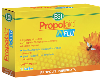 ESI PROPOLAID FLU 10 BUSTINE - Spacefarma.it