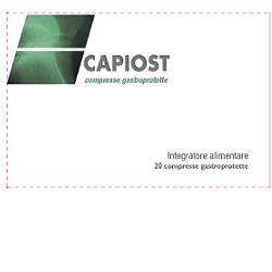 CAPIOST 20 COMPRESSE GASTROPROTETTE 28 G - Sempredisponibile.it