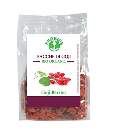 BACCHE DI GOJI 150 G - Farmaseller