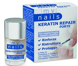 MY NAILS KERATIN REPAIR FORTE 10 ML - FARMAPRIME