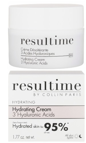 RESULTIME CREME DESALTERANTE 3 ACIDES HYALURONIQUES - Farmastar.it
