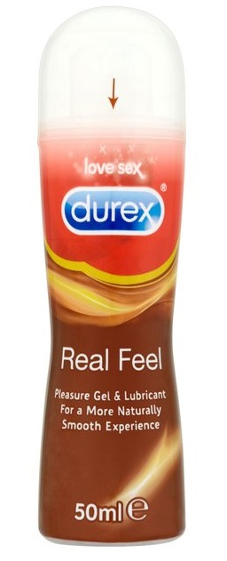 GEL LUBRIFICANTE DUREX REAL FEEL 50 ML - Farmastop