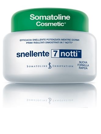 SOMATOLINE COSMETIC SNELLENTE 7 NOTTI 250 ML - La farmacia digitale