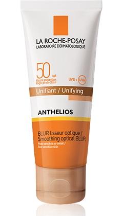 Image of ANTHELIOS BLUR ROSE SPF50 40 ML